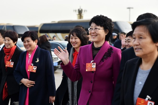 First session of 13th Chinese NPC opens