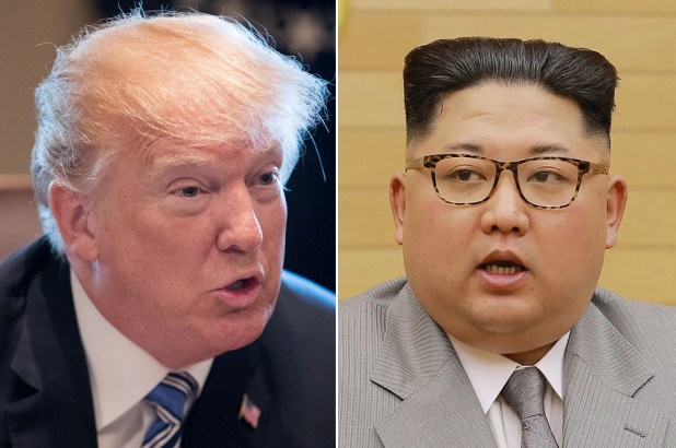 Donald Trump to meet Kim Jong-un in May
