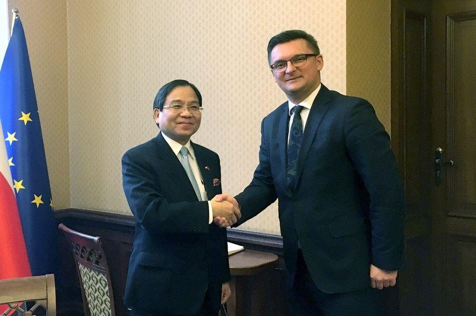 Promoting cooperation among localities of Vietnam - Poland