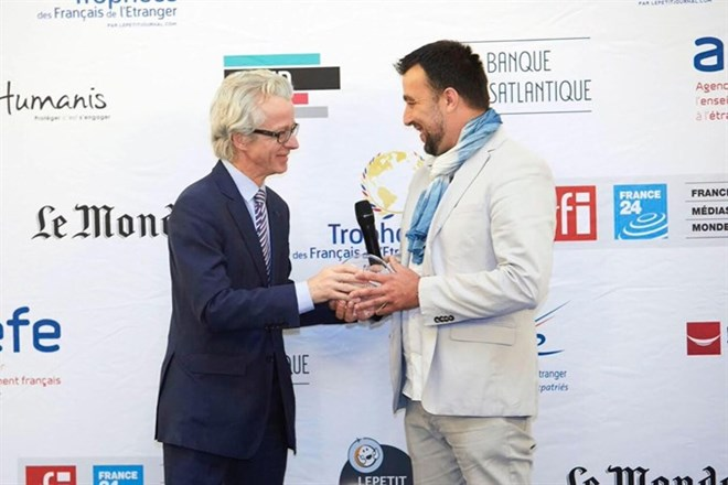 Frenchman wins award for cultural museum in Hoi An