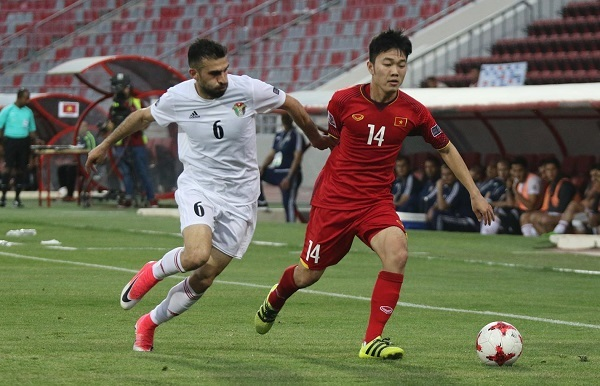 Asian Cup 2019 qualifiers: Vietnam hold Jordan to a 1-1 draw