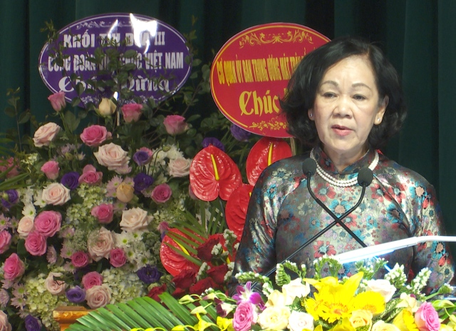 Vietnam Public Sector Union urged to play greater role in political system