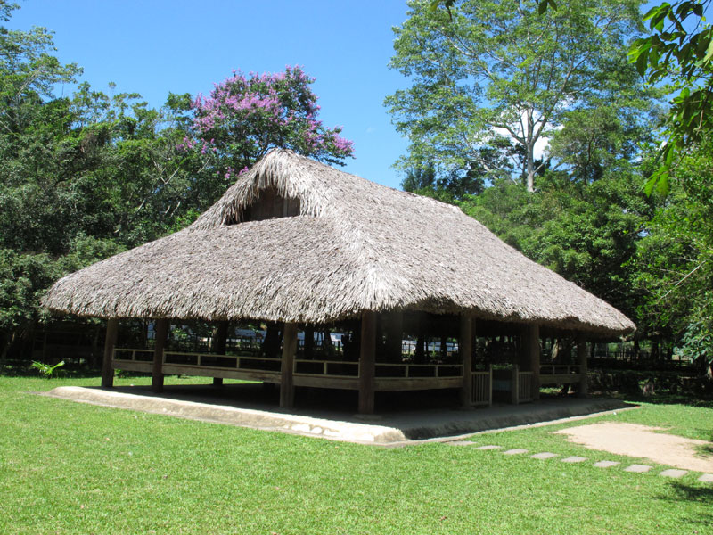 Tan Trao on right way to be national tourism site