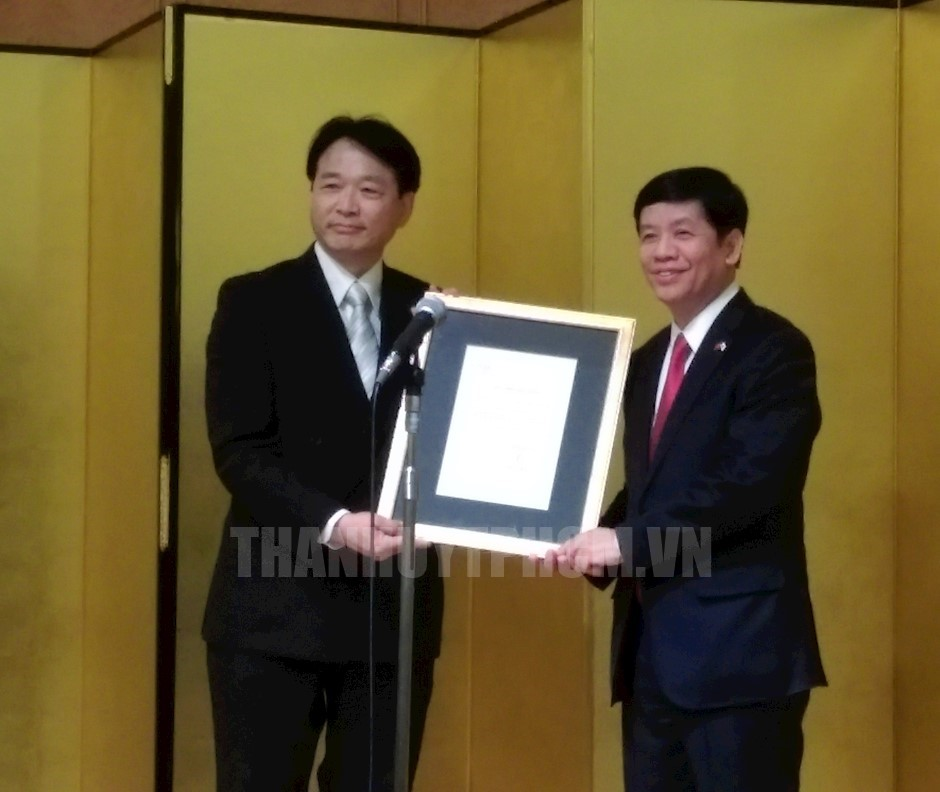 Vietnam's honorable consulate makes debut in Japan's Aichi prefecture