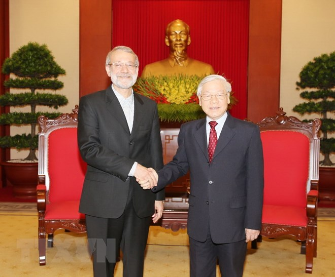 Vietnam wants to bolster traditional ties with Iran: Party chief