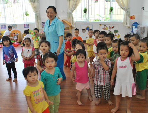 Ho Chi Minh city invests VND3.2 trillion in building pre-schools
