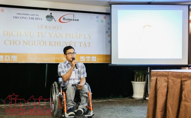 Free legal consultancy service debuts for disabled people