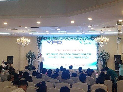 Vietnam Day of Disabled Persons marked