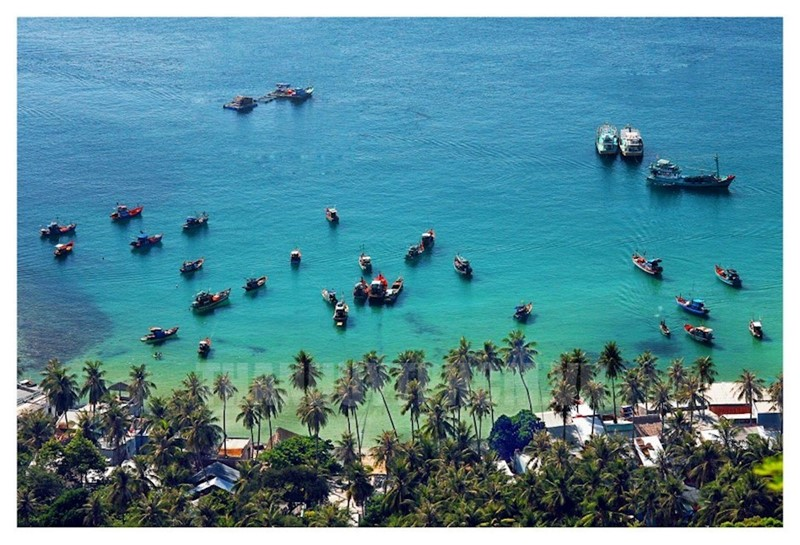 Discovering Kien Giang's sea and islands
