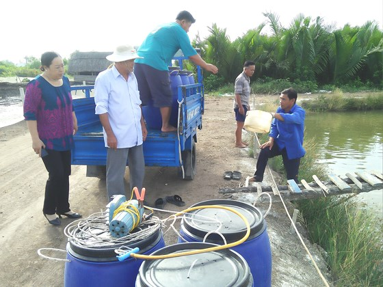 Farmers follow Uncle Ho's teachings with practical deeds