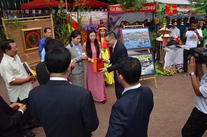 Vietnamese culture introduced in ASEAN+3 Festival in Cambodia