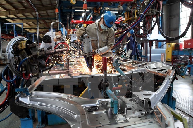 Int'l press highlights Vietnam's impressive economic development