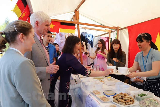 Vietnam attends international cuisine festival in Berlin