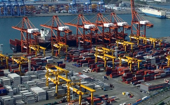 RoK's parts exports up in the first quarter of this year
