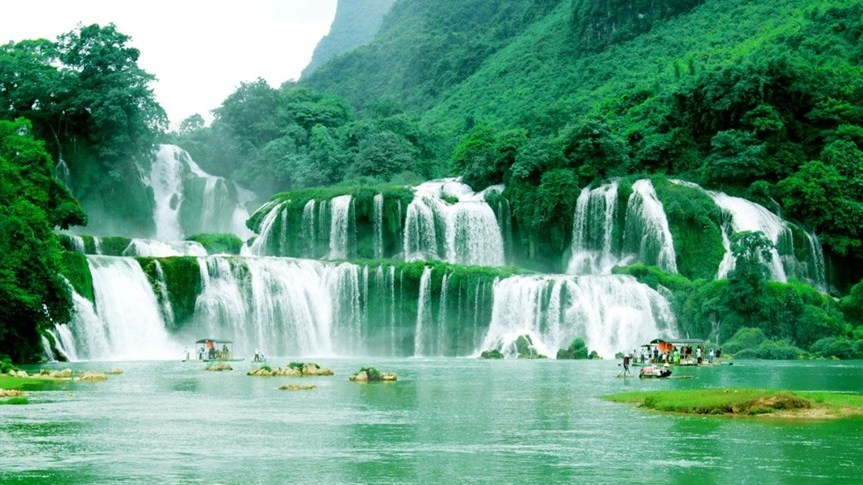Vietnam's Cao Bang park declared UNESCO global geopark