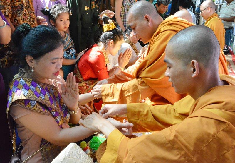 Lao New Year festival joyfully celebrated in Dak Lak province