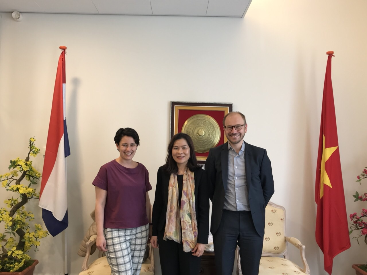 Vietnam – Netherlands promote human resource training in water education