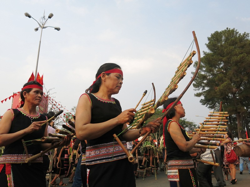 Preserving and promoting traditional music in Kon Tum province