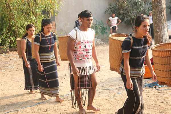 K'Ho ethnic festival in Lam Dong province reinstated