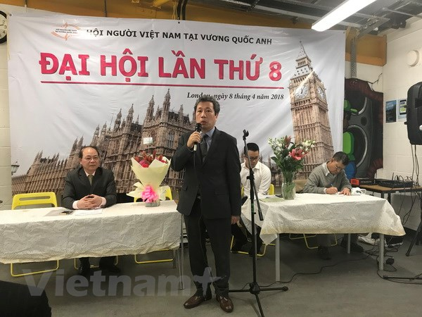 8th Congress of Overseas Vietnamese Association in UK