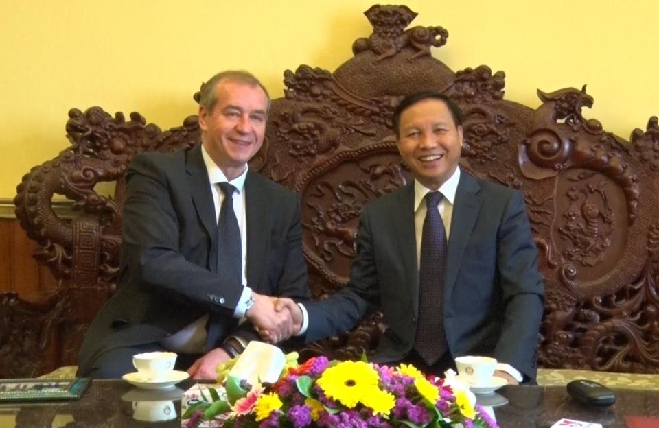 Russia's Irkutsk province invites Vietnamese investors to special economic zone