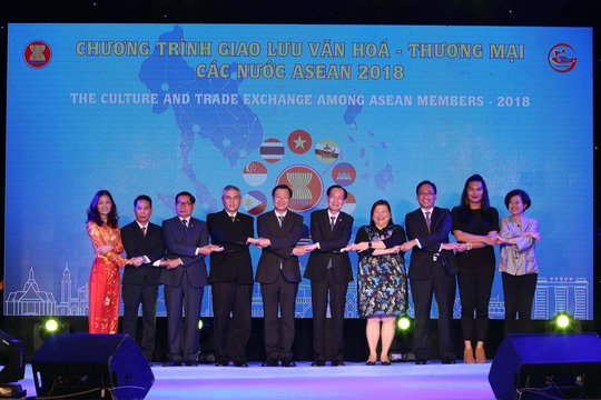 Culture and Trade Exchange Program among ASEAN members organized in Ho Chi Minh city