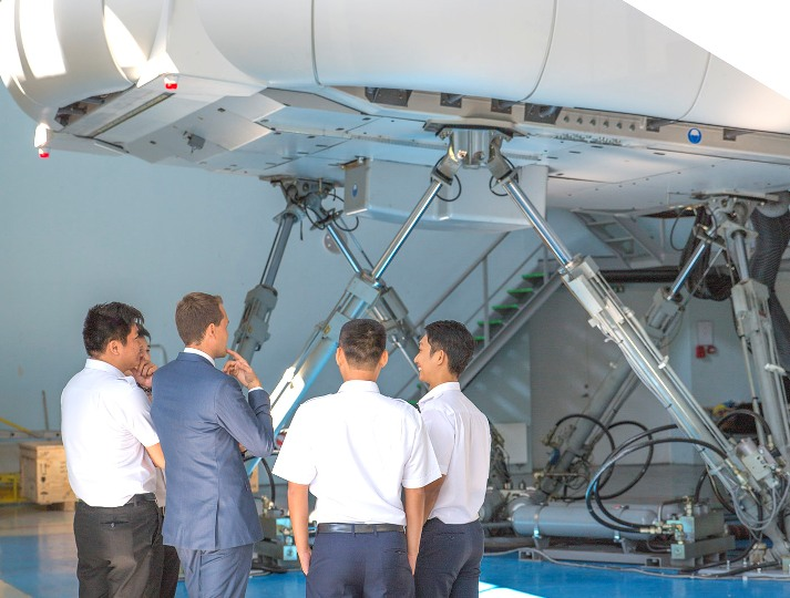 Ho Chi Minh city to have modern pilot training centre in late 2018