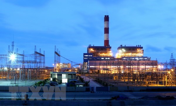 Vinh Tan 4 thermal plant ensures environmental protection standards