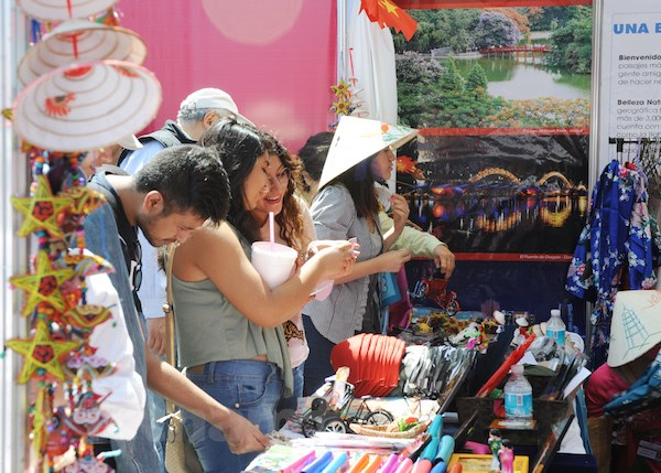 Vietnamese culture and cuisine attract international friends in Mexico