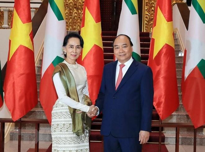 Vietnam, Myanmar look towards USD1 bln in two-way trade