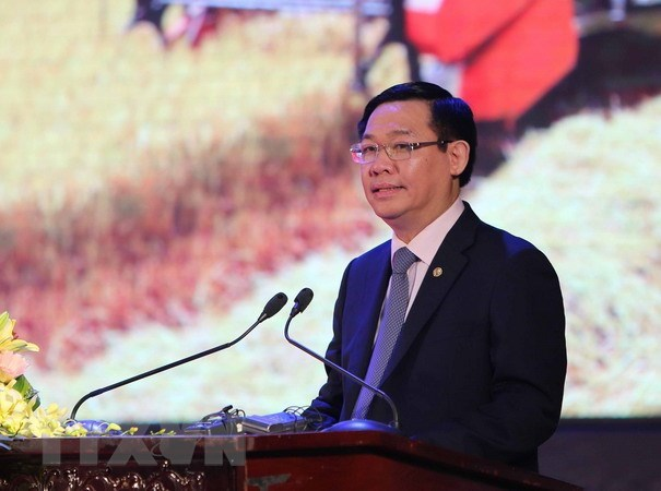 Nam Dinh has four more new-style rural districts