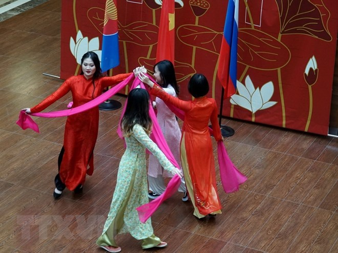 Vietnam Day with future diplomats held in Russia