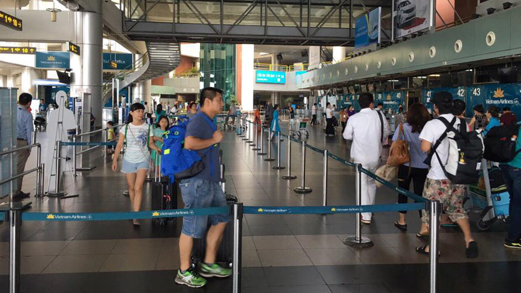 Vietnam Airlines increases flights during National Day