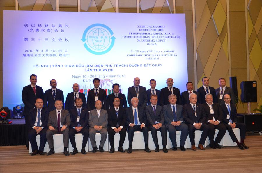 Vietnam seeks logistics cooperation opportunities with OSJD members