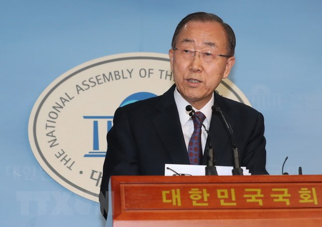 Former UN Secretary-General elected BFA chairman