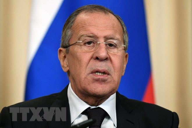 Russian Foreign Minister accepts invitation to visit DPRK