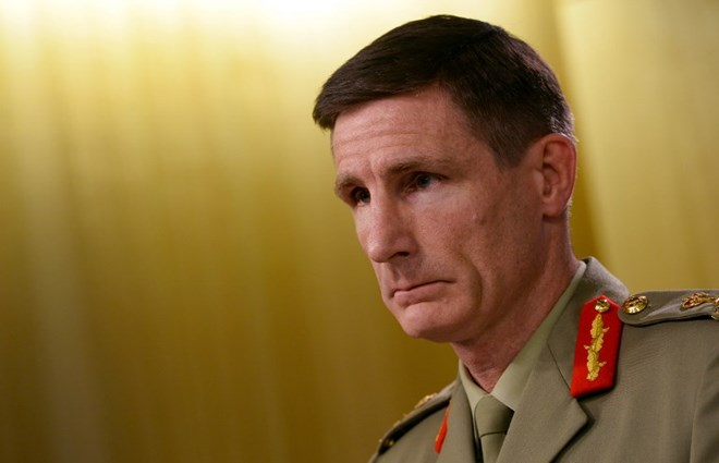 Angus Campbell appointed as Australian Chief of Defence Force