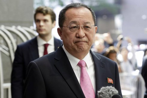 DPRK's Foreign Minister visits China, Azerbaijan and Russia
