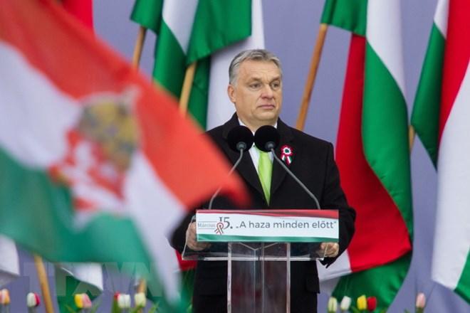 European leaders congratulate Viktor Orban on election win