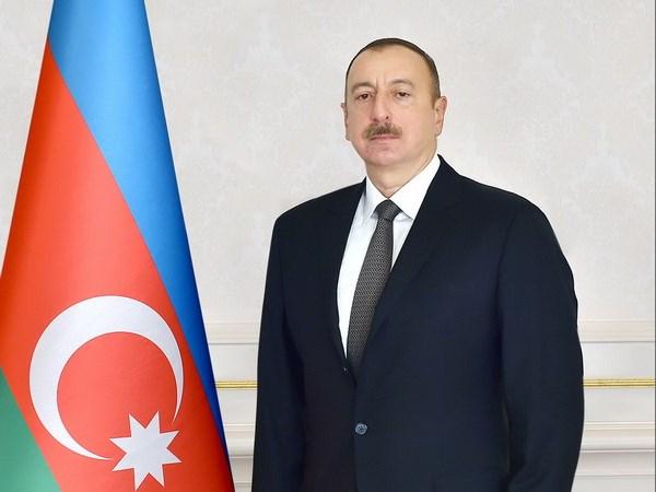Azerbaijan's incumbent President Ilham Aliyev re-elected