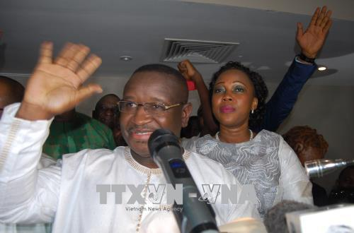 Julius Maada Bio wins Sierra Leone presidential runoff