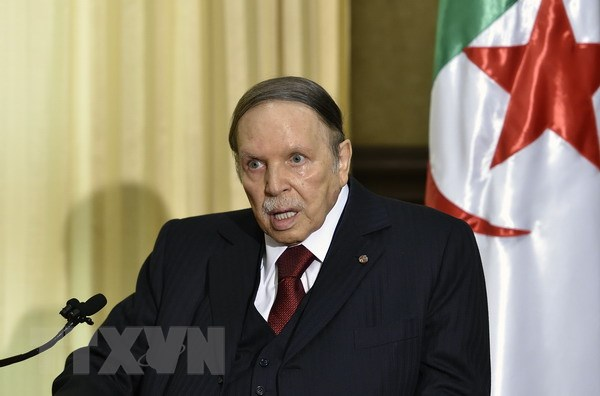 Algeria's President Abdelaziz Bouteflika to run for 5th term
