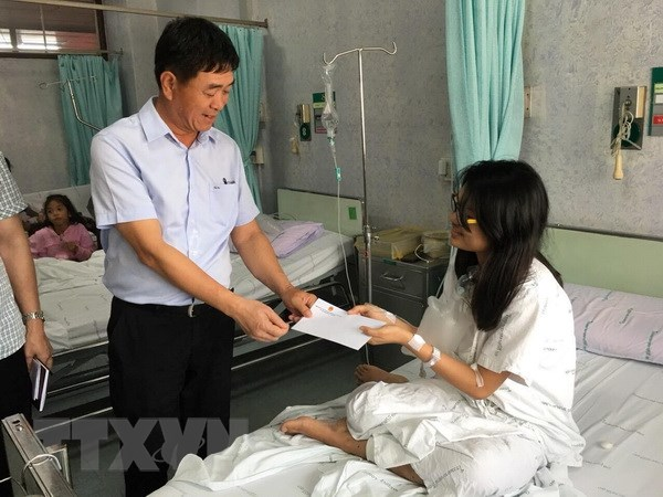 Ready to take measures to protect Vietnamese citizens in fire in Thailand