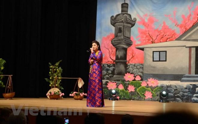 Art performance raises funds for Vietnamese pagoda in Japan