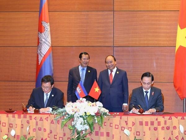 Vietnam-Cambodia joint committee on border affairs meets in Hanoi