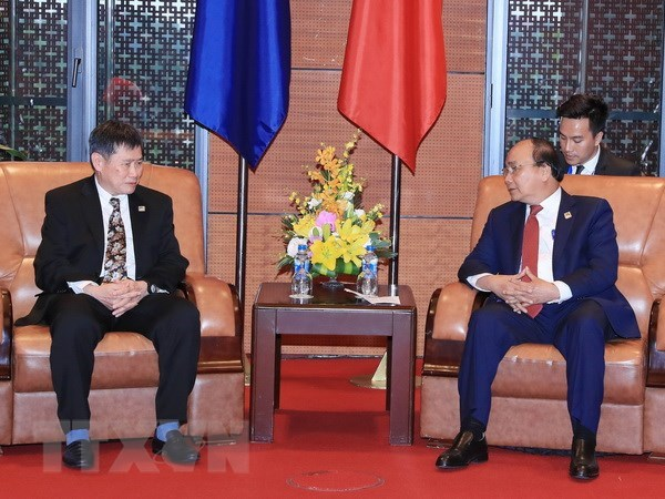 PM highlights ASEAN chief's role in promoting regional connectivity