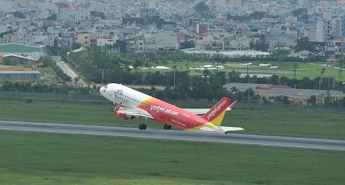 Vietjet offers over 500,000 cheap tickets to celebrate Thai New Year Festival