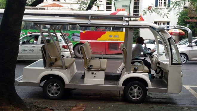 PM gives nod to pilot of four-wheeled electric and gas tramcars