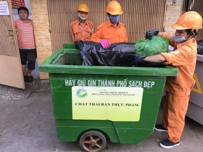 Ho Chi Minh city leads in waste management and treatment