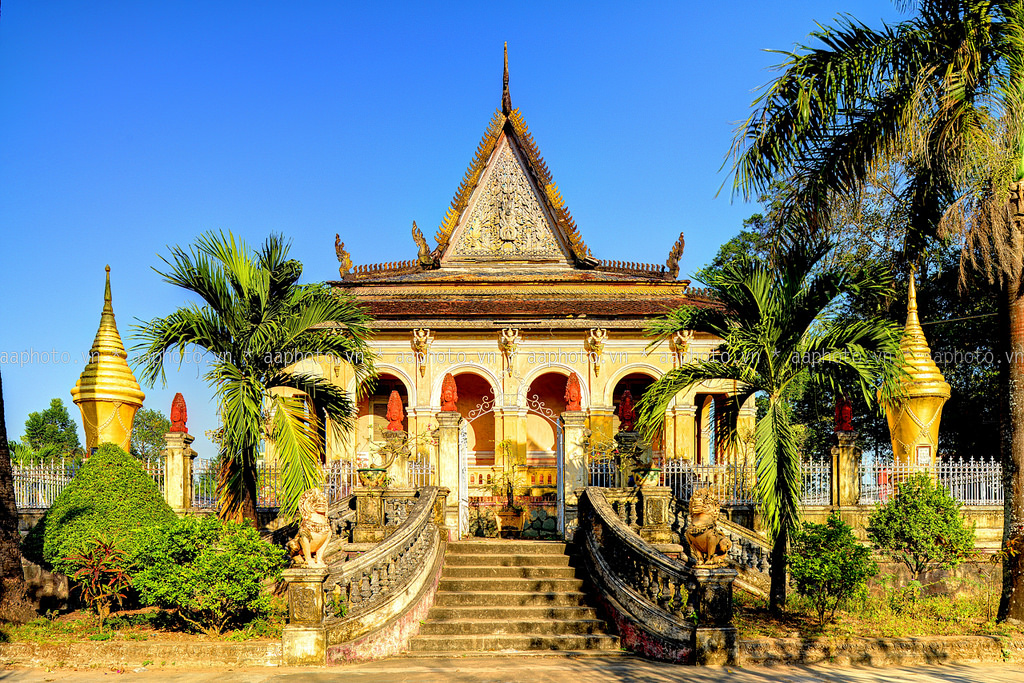 Tra Vinh develops tourism into a spearhead economic sector
